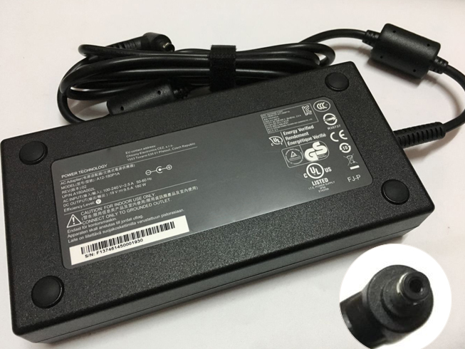 ADP-180HB B laptop adapter- [ 100-240V 50-60Hz (for worldwide use) ] - [ 19V 9.5A, 180W ]