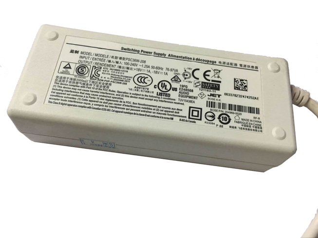 PSM36W-208 laptop adapter