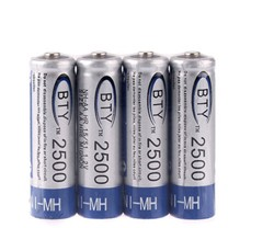 Ni-MH batteries